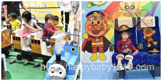 東京おもちゃショー 2017 戦利品 おみやげ 会場 2歳児 ポリシエ