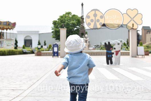 2歳児 富士急ハイランド トーマスランド