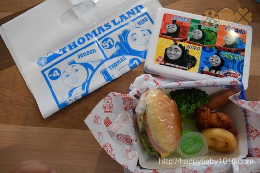 富士急ハイランド トーマスランド 無料 2歳児 レストラン お土産 ランチボックス 限定