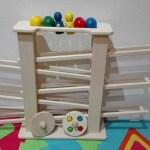 NICスロープ 転がる系おもちゃ 知育