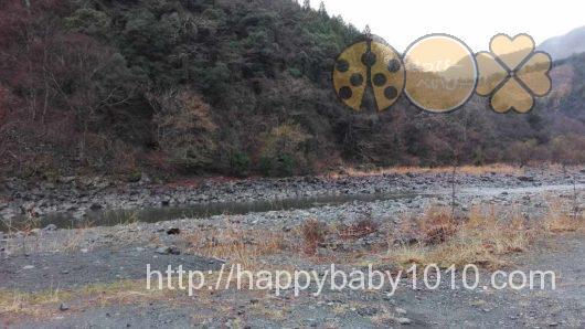 もりのくに 千頭 キャンプ コテージ 川