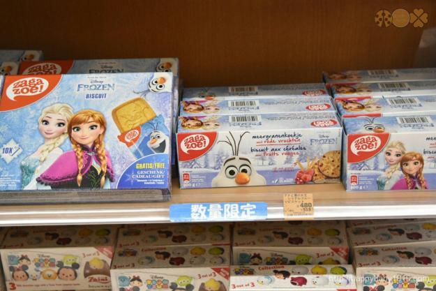 ディズニーなお菓子たち(セレブレーションホテル内のコンビニ)