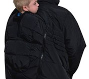 Suse's Kinder Wyoming Babywearing Winter Coat for Men and Women