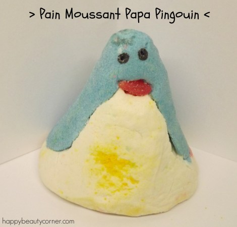 pain moussant papa pingouin