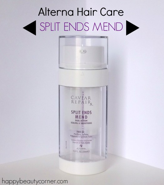 alterna split ends mend