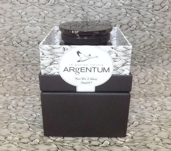 argentum potion infinie