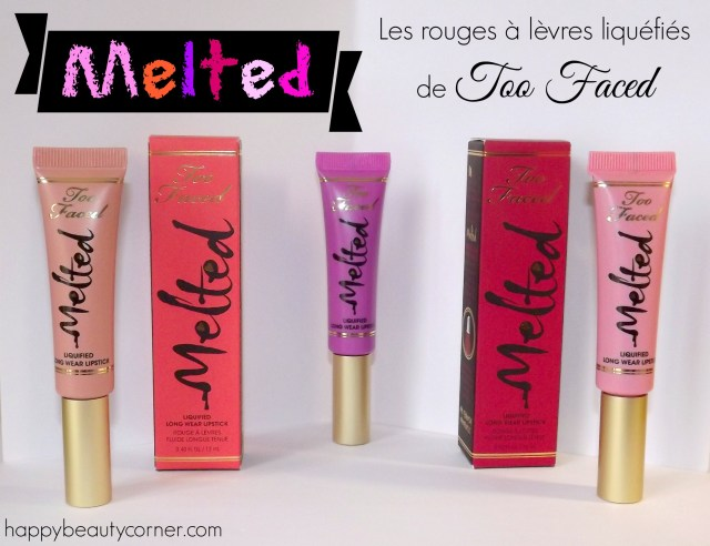 melted too faced