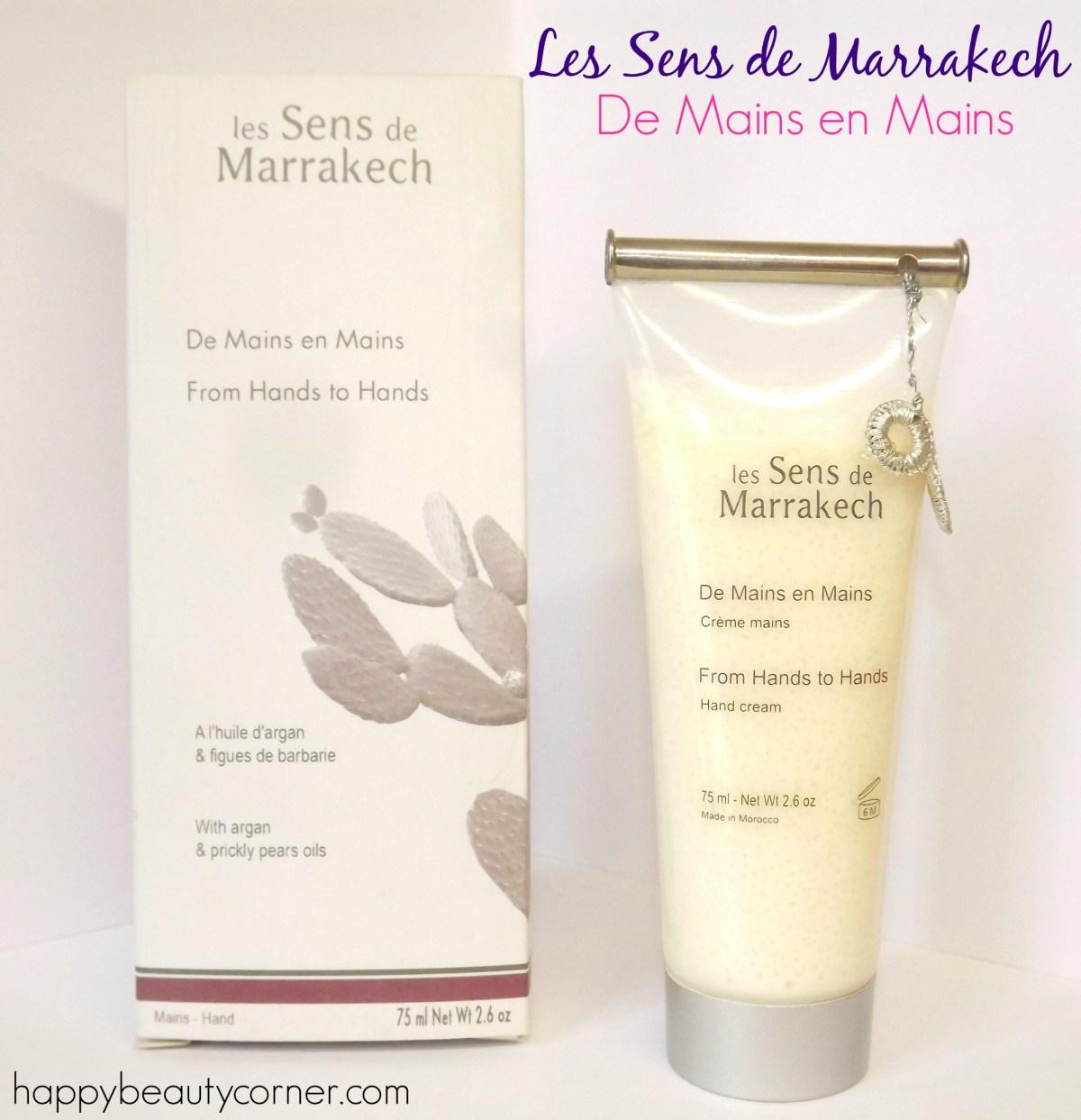 les sens de marrakech
