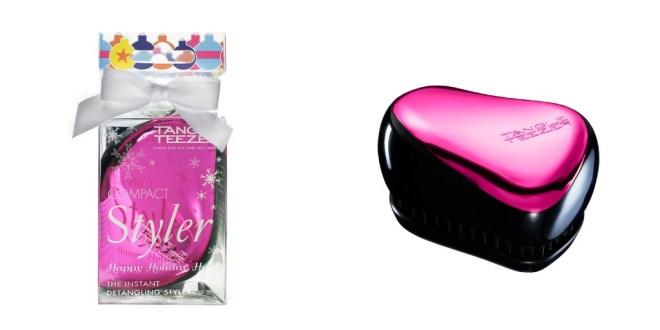 pink baublelicious tangle teezer noel