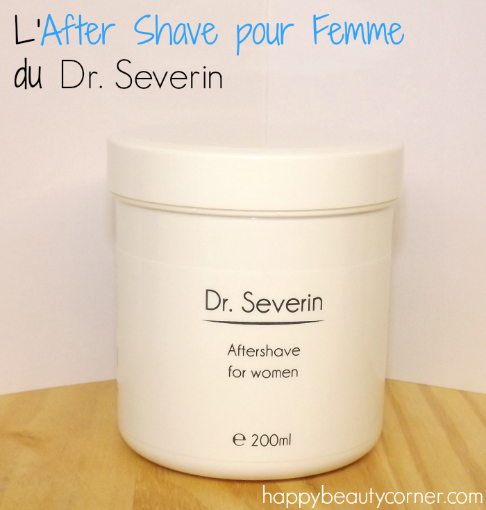dr severin after shave