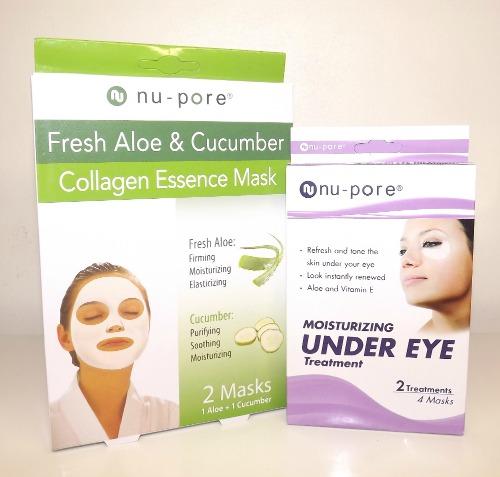 masque tissus collagene