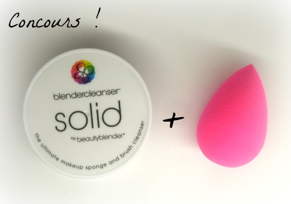 concours beauty blender