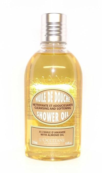 huile de douche l'occitane