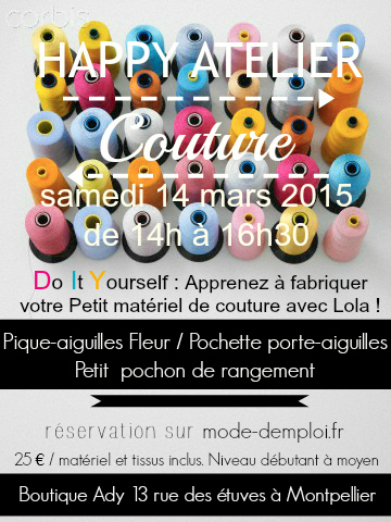happy atelier couture OK
