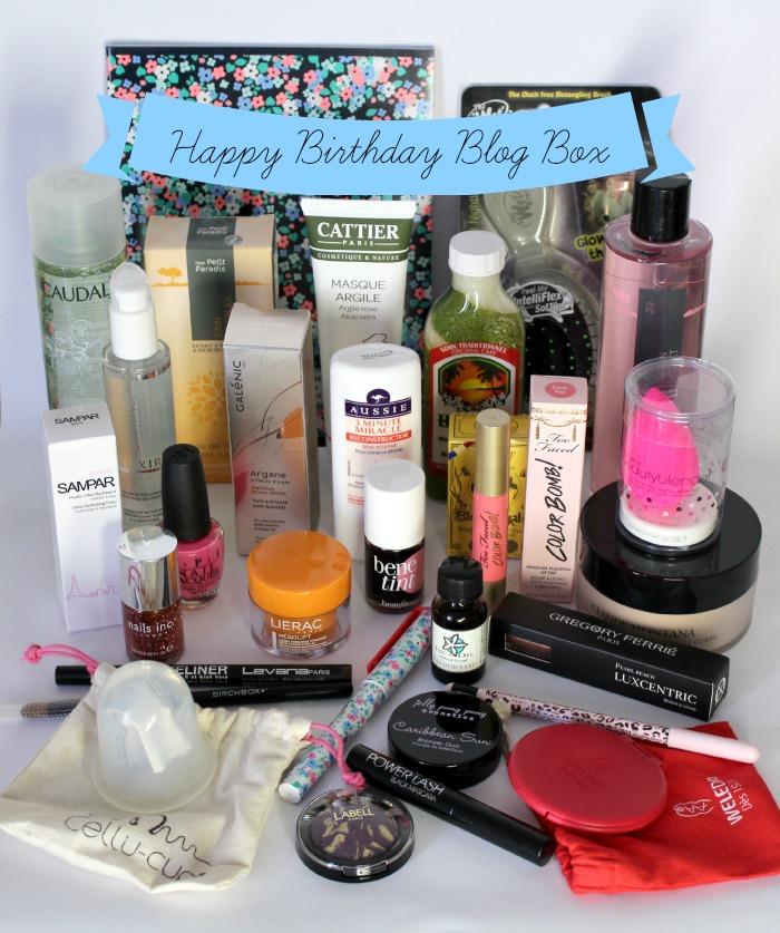 La folie ! Happy Birthday Box !! HBB Concours#6