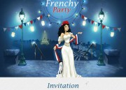 La Frenchy Poulette Party : Paris by night !