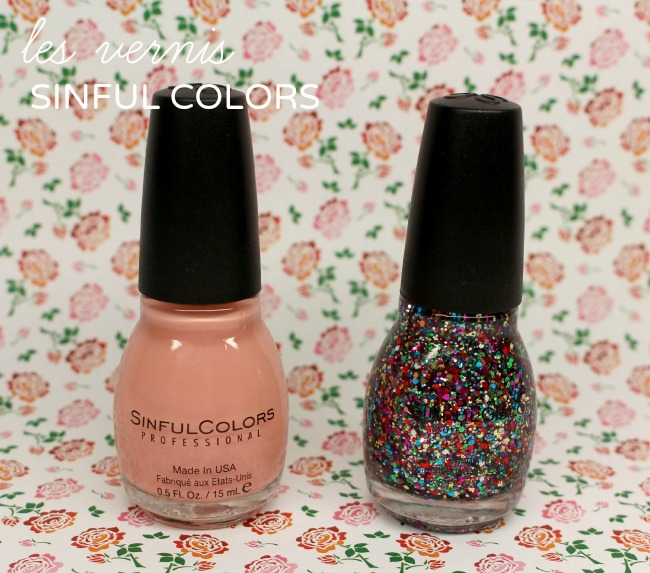 vernis sinful colors