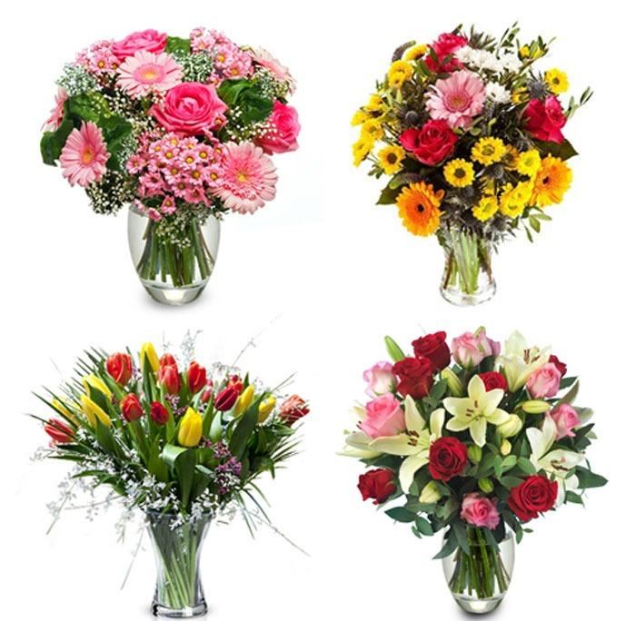 flora-queen bouquets