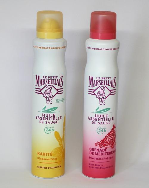 deodorant le petit marseillais