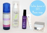 Routine visage Douceur - DIY Mousse Visage inside