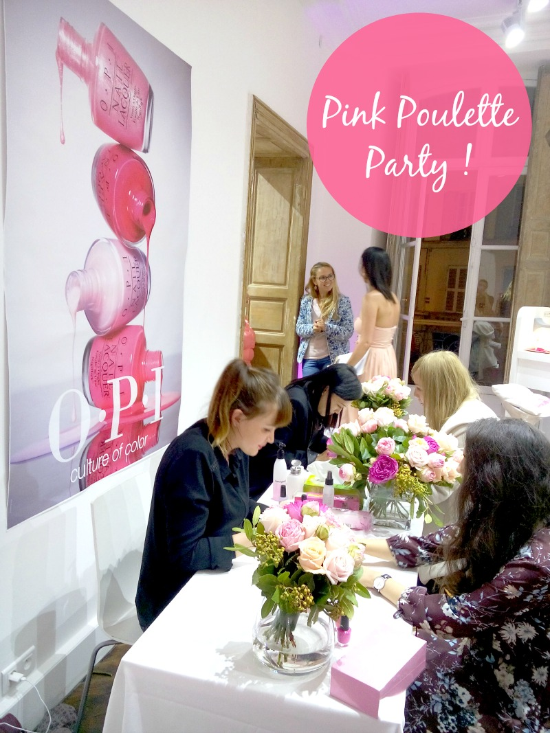 pink poulette party