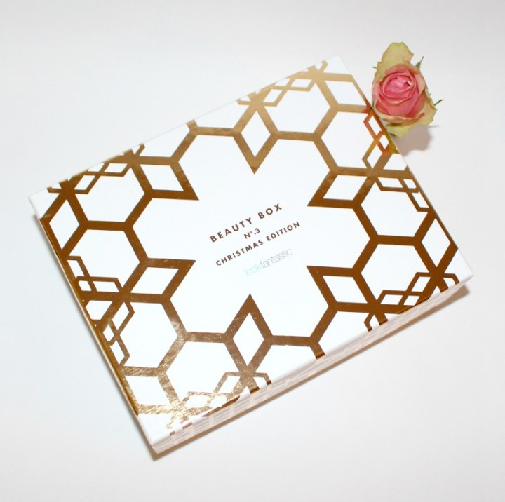 Christmas édition de la Look Fantastic Beauty Box !!