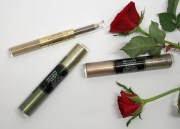 Les Photoready Eye Art de Revlon (Birthday concours inside)