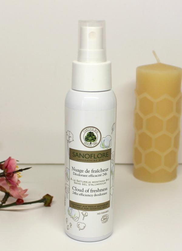 deodorant bio sanoflore