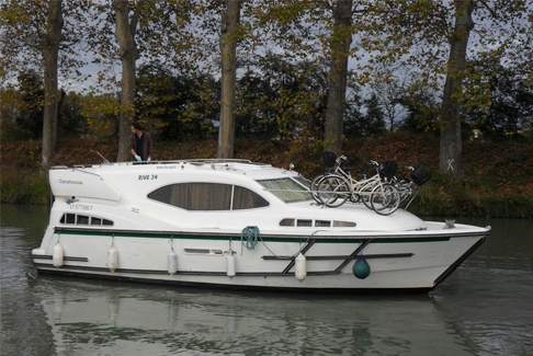 bateau 2 cabines