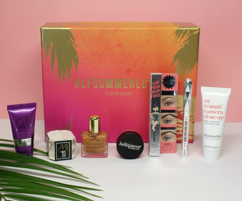 lf beauty box juillet