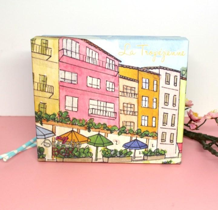 Astuces d'été avec My Sweetie Box La Tropézienne
