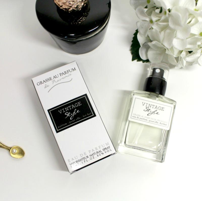 vintage style parfum