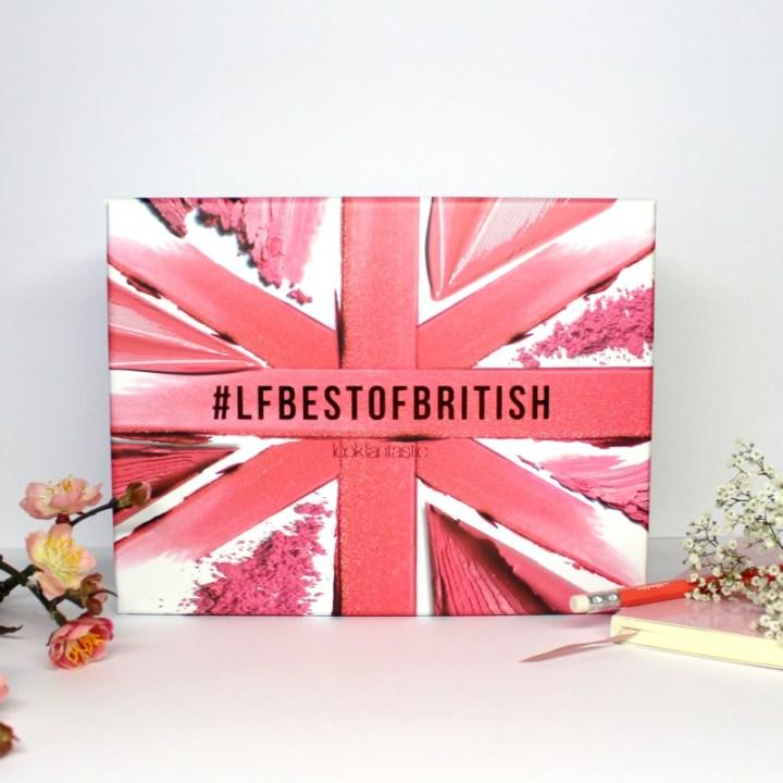 British best of avec la Look Fantastic Box !