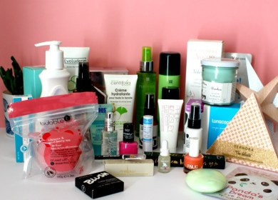 Concours Happy Beauty Christmas Box