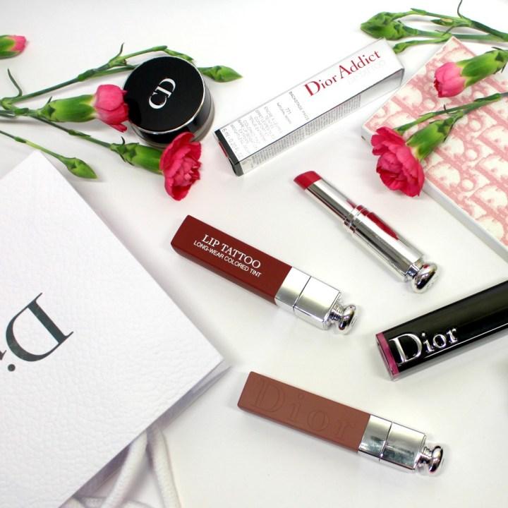Nouveautés Dior pour des lèvres d'été acidulées