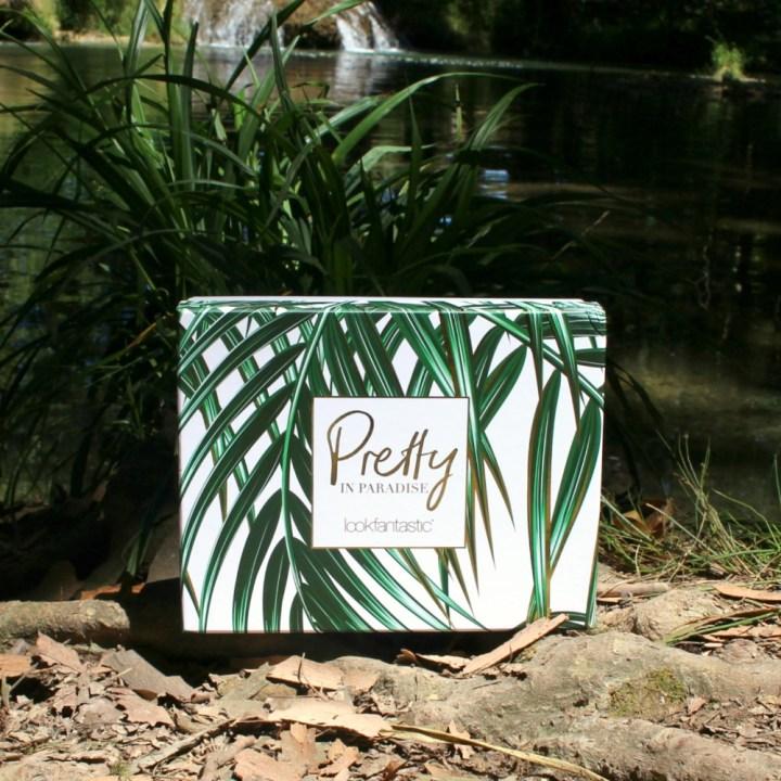 Look Fantastic Box Pretty in Paradise