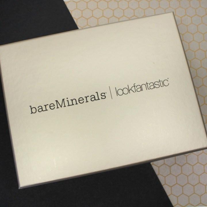 Édition spéciale : Look Fantastic Beauty Box x Bare Minerals