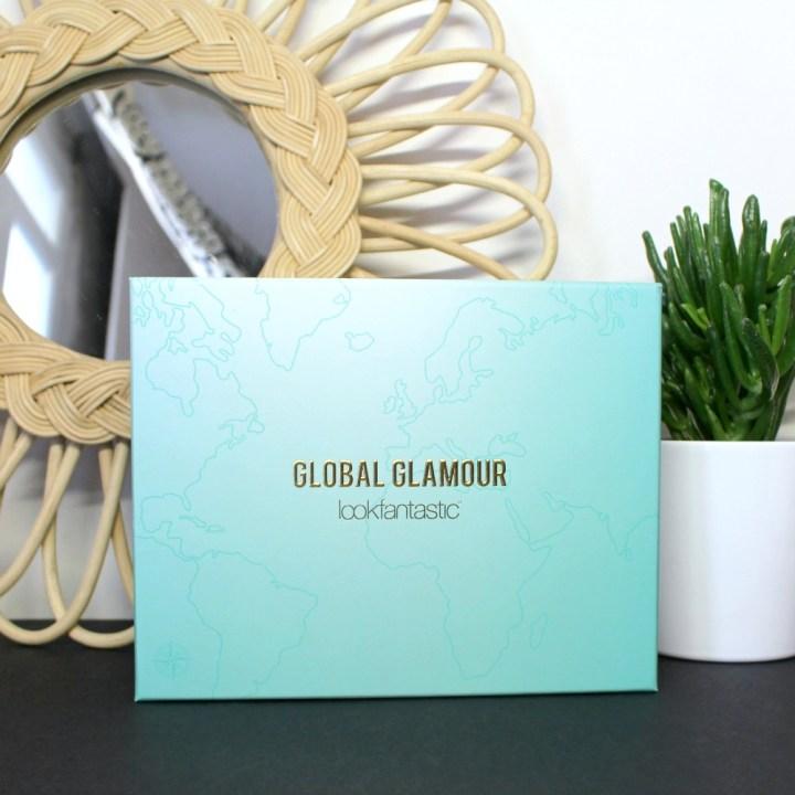 Look Fantastic Beauty Box d'Août : Global Glamour