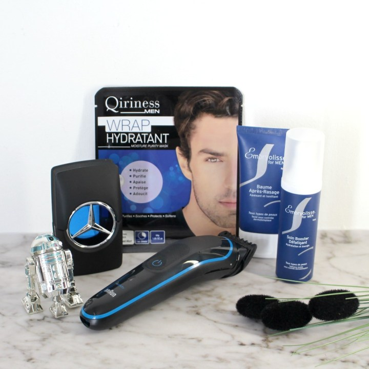 Les Favoris de M. Happy : Idées cadeaux pour hommes !