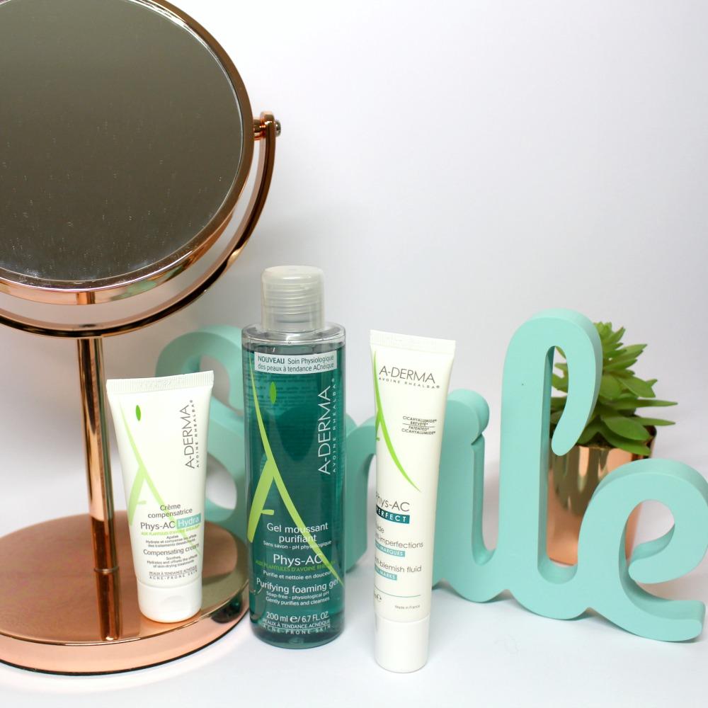 Combattre les imperfections en douceur avec A-derma