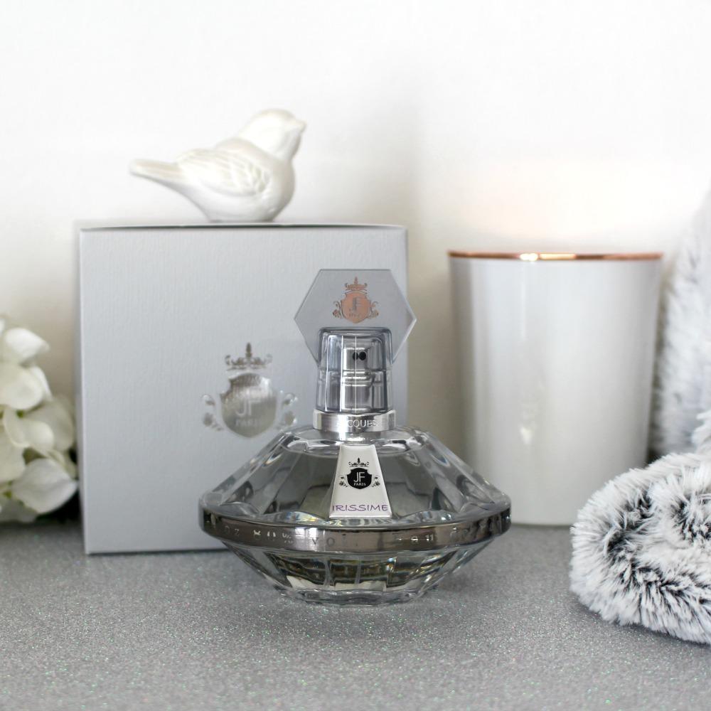 Découverte de l'Eau de Parfum Irissime de Jack Fath (Concours inside)