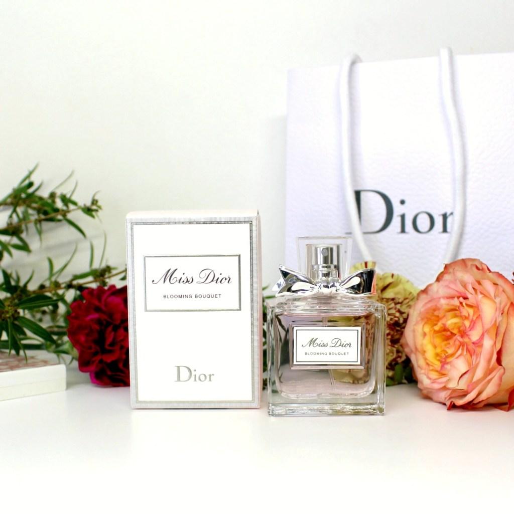 Parfum de Printemps : Miss Dior Blooming Bouquet