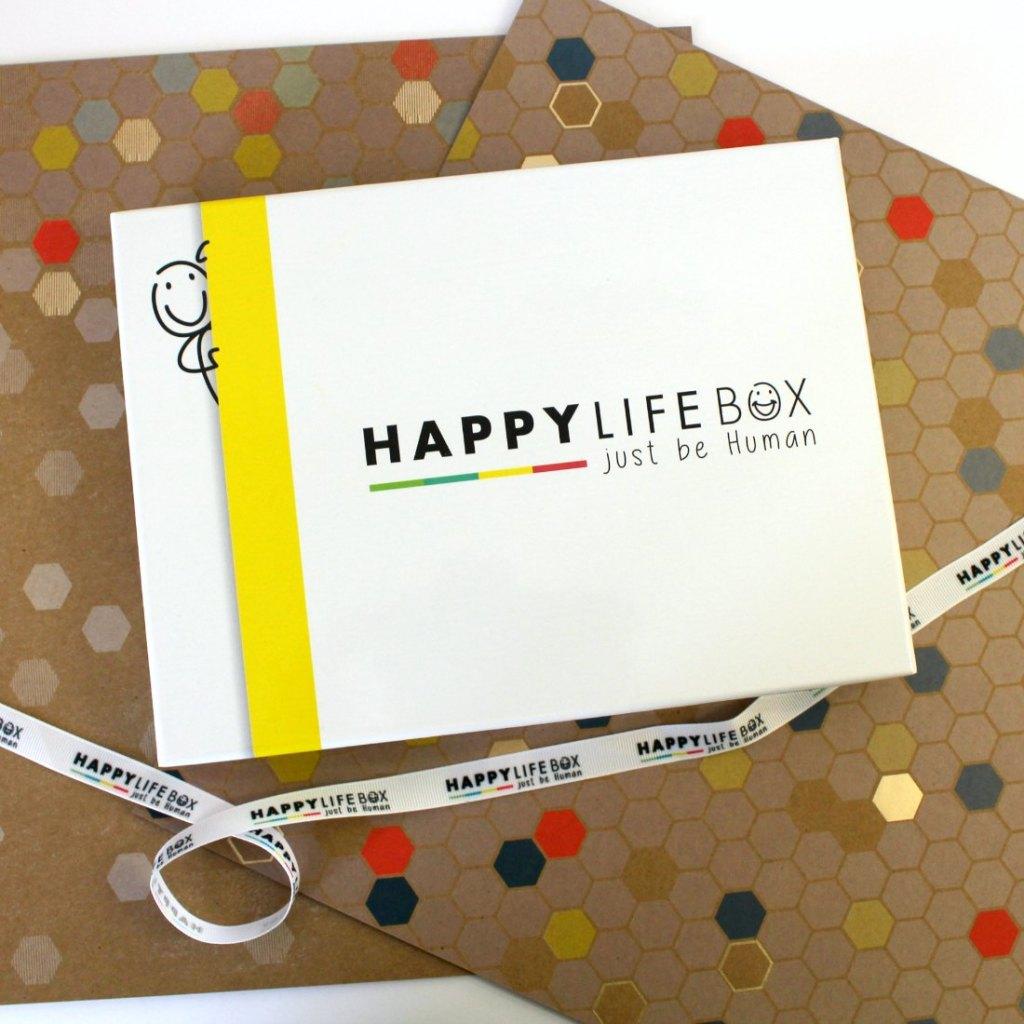 La Happy Life Box : une box qui rend vraiment heureux ?