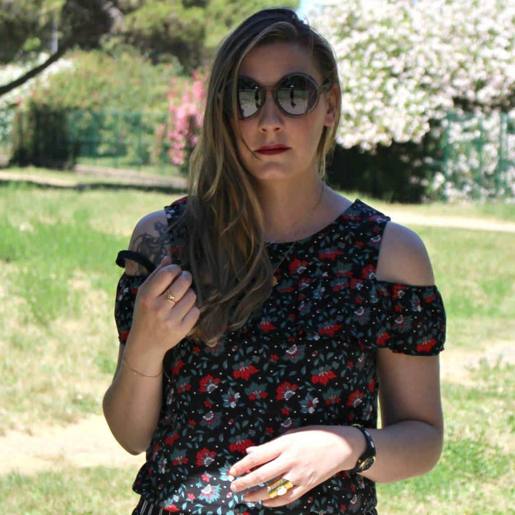 Ma tenue parfaite pour un pique nique d'été en amoureux !