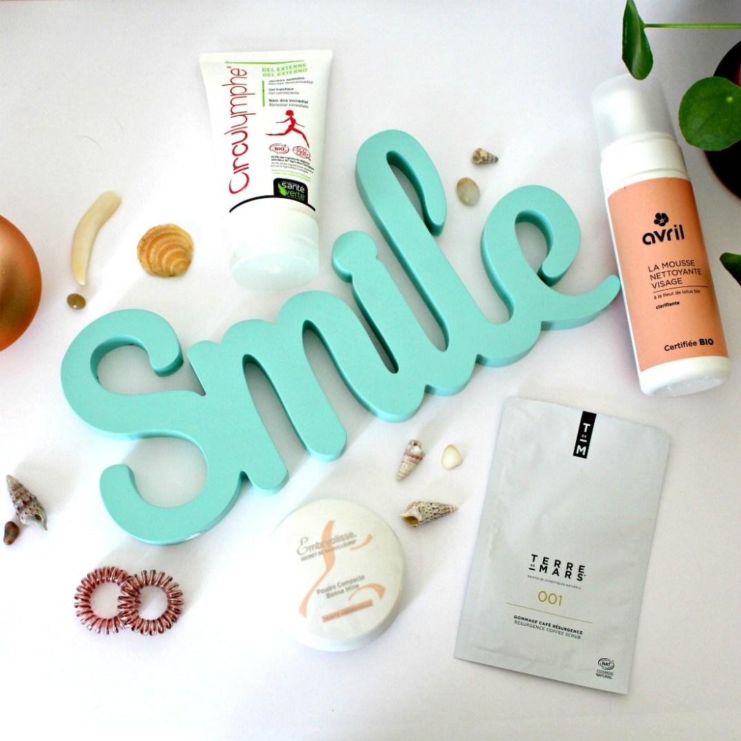 Mes Happy produits Favoris pour un été caniculaire, Part I