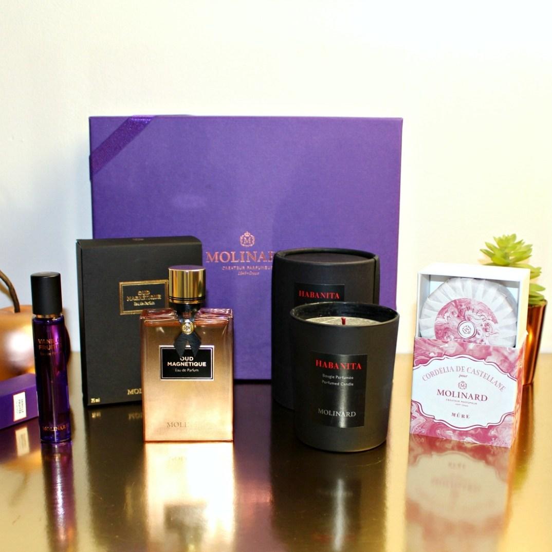 Découverte de la Maison de Parfums Molinard
