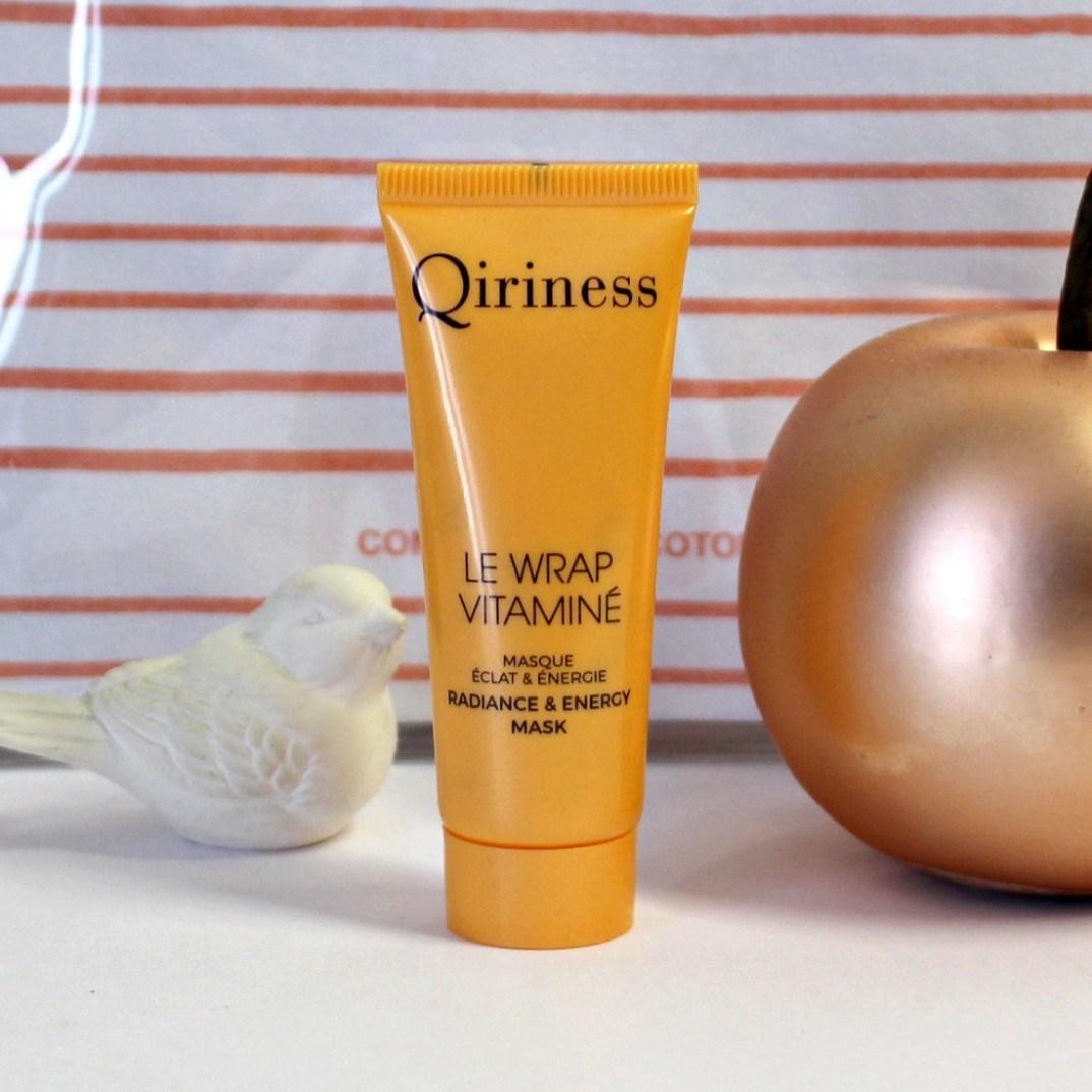 wrap vitaminé qiriness