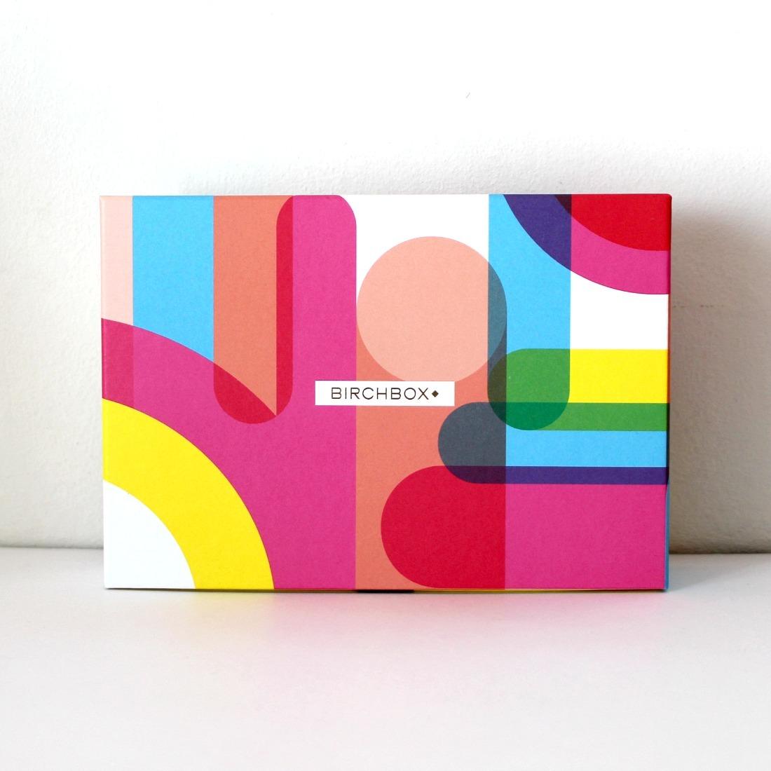 la birchbox pop couleurs