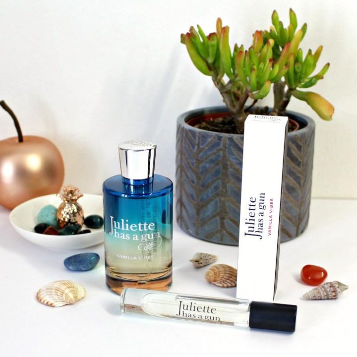 Nouveau Parfum Juliette has a Gun : Vanilla Vibes