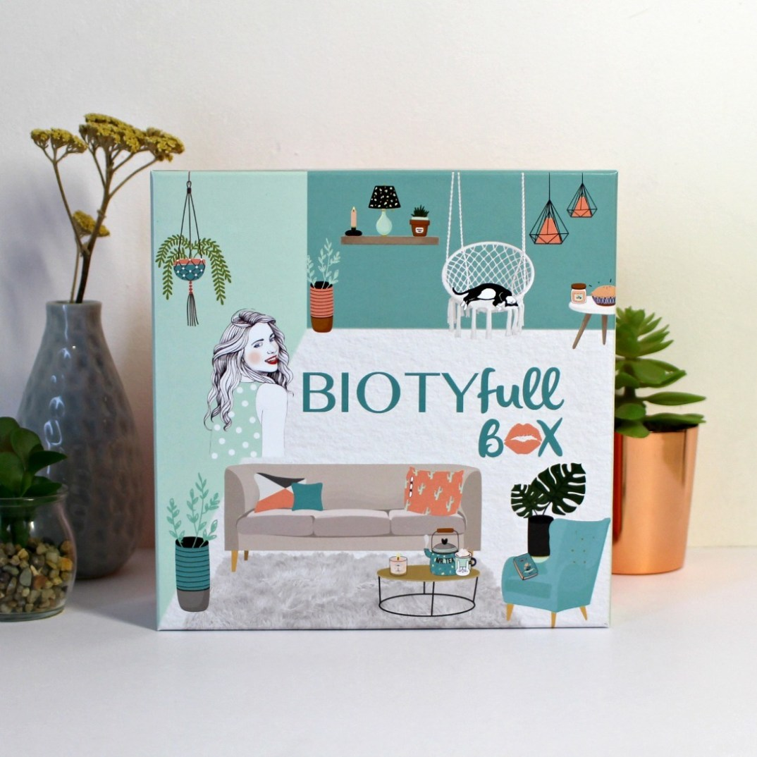 Contenu de la Biotyfull Box de Mai 2019